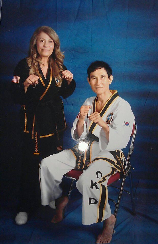 Photo of Grandmaster Choi