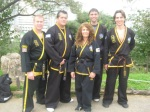 Photo of black belt head instructors